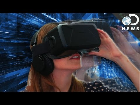 How Your Brain Experiences Virtual Reality