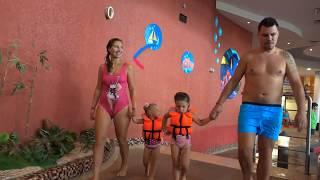 лавстори в аквапарке