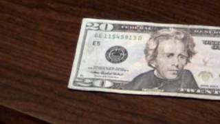 Counterfeit Markers for Dollar Bills Don