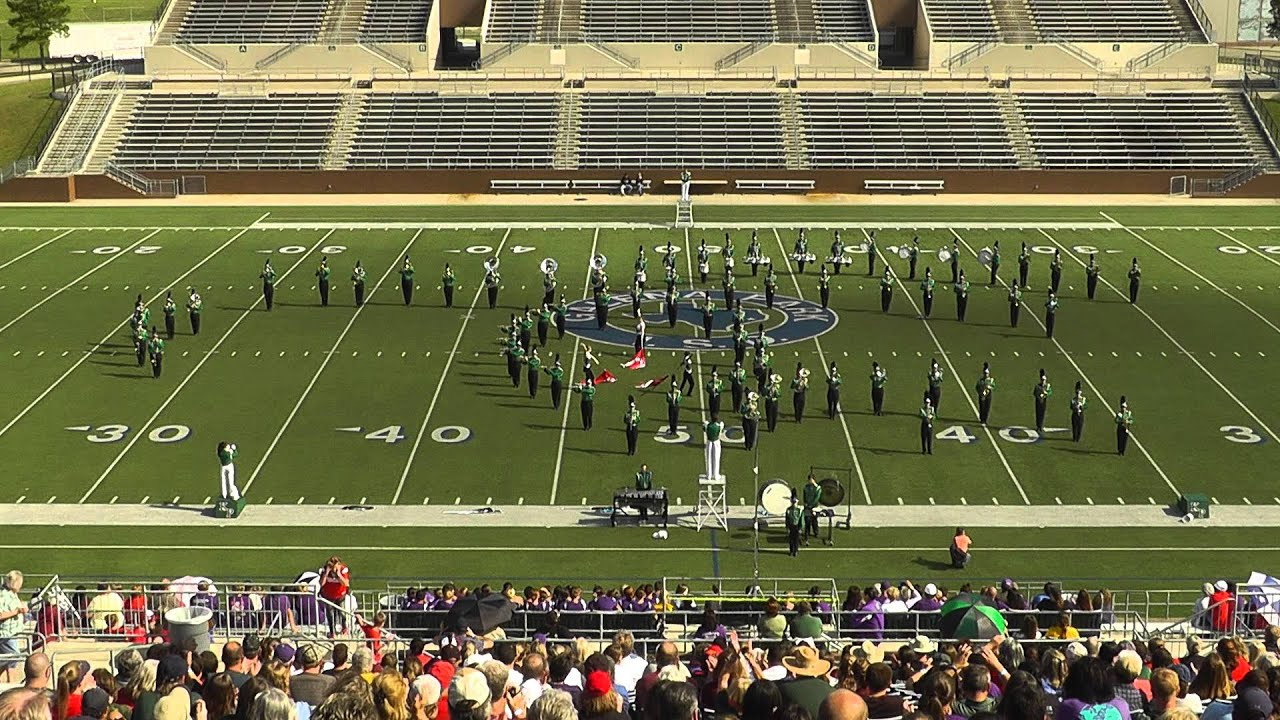 Uil area marching contest patches song