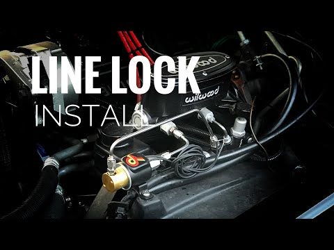 Line Lock | Roll Control Installation