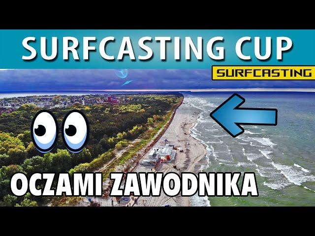 ZAWODY ➤ Surfcasting Cup 2021 - oczami zawodnika...