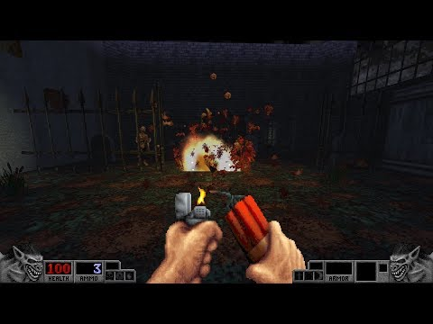 Blood Classic Remake for GzDoom - New Gameplay Video