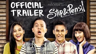 Stip & Pensil - Official Trailer