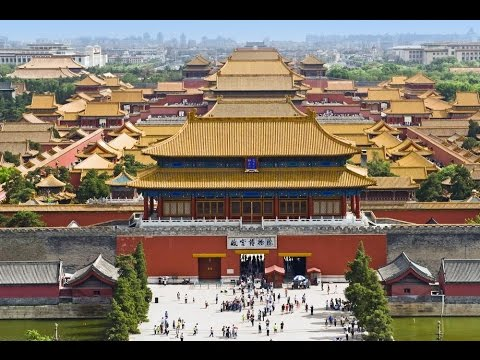 China Travel Guide - Visit China  - The Forbidden City