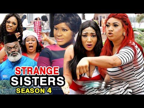 Download STRANGE SISTERS SEASON 4 (New Hit Movie) - Destiny Etiko 2020 Latest Nigerian Nollywood Movie