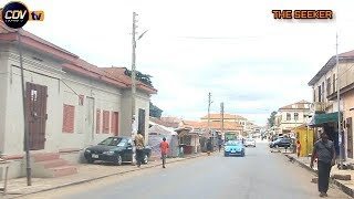 Kumasi Ashtown through Krofrom to Abrepo Junction Enjoy the ride with the Seeker Ghana