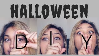 $5 EASY AS HECK DIY HALLOWEEN COSTUMES FOR COUPLES 2017