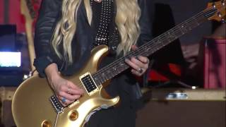 Sharp Dressed Man Billy F Gibbons  ZZ Ward  Orianthi - Feb 2017