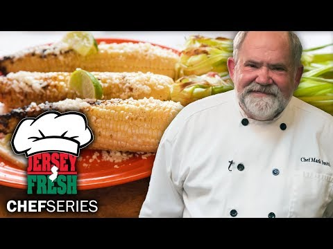Chef Mark on Jersey Fresh Corn