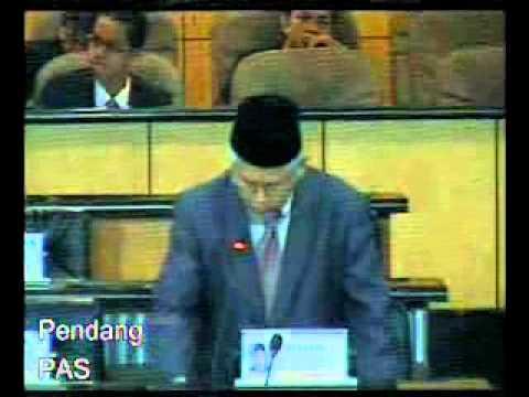 22 Jun 2011 - Perbahasan Jadual Perbekalan Tambahan Kem. Kerjaraya - MP PAS Pendang