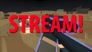 ROBLOX Phantom Forces Beta Live Stream