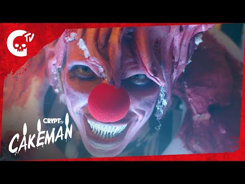 Cakeman | Scary Short Horror Film | Crypt...