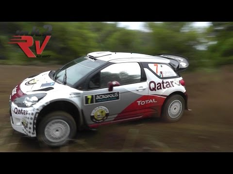 Citroën DS3 WRC Best Of Pure Sound -- MK2