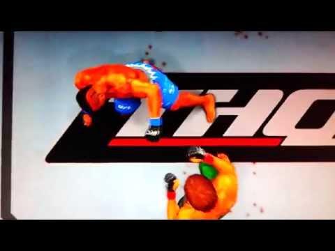 UFC - NS vs CL 2012