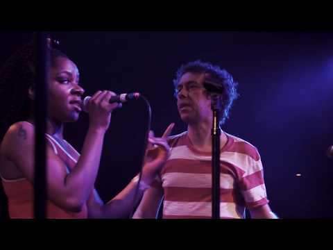 The Go! Team - Semicircle Song (Live on PressureDrop.tv)