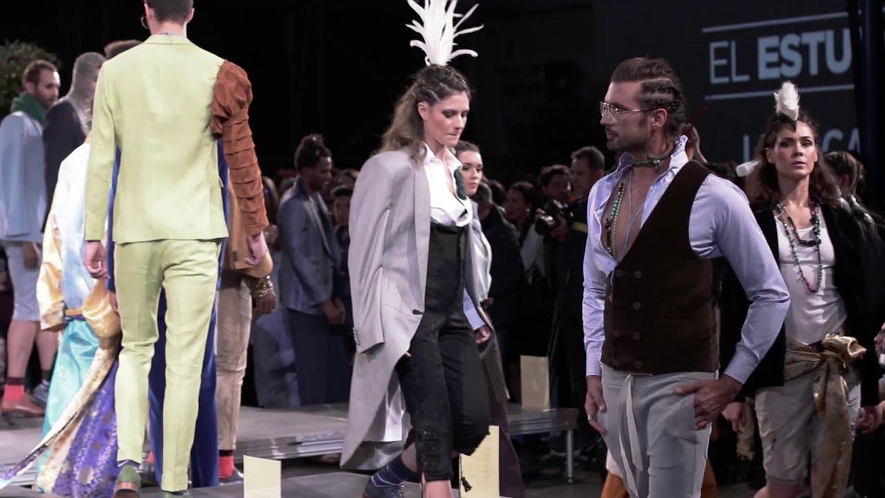 No te pierdas la pasarela de Lina Cantillo en BCapital 2017