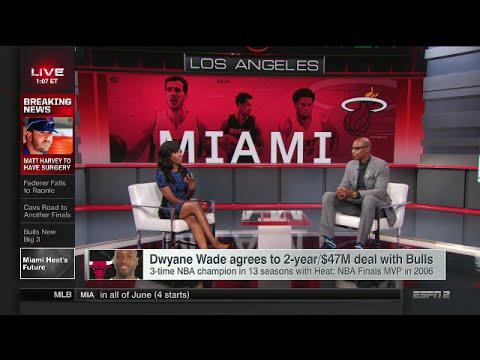 SC: Miami Heat's Future without Dwyane Wade | July 8, 2016