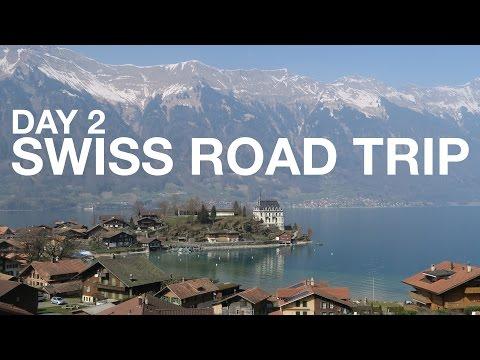 Switzerland Road Trip: Lucerne to Bern