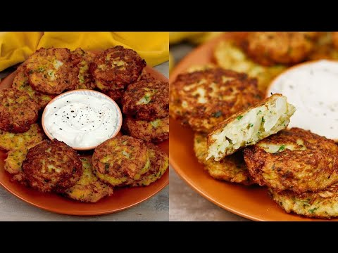 Cabbage patties the quick and delicious recipe