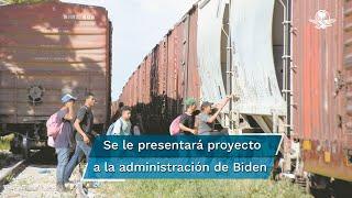 A la nueva administración en Estados Unidos, que encabezará Joe Biden a partir del 20 de enero próximo, se le presentará un proyecto de combate a la inseguridad, pero con las necesidades del gobierno mexicano