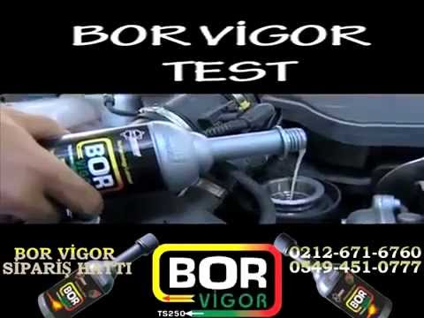fhm nano bor vigor  test