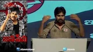 Pawan Kalyan's Power Packed Retort to KCR and Family - Jana Sena Party Launch   Silly Monks
