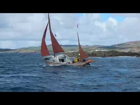 DRASCOMBE DRIFTER 22 DULCIBELLA - WATERS OF LIFE CRUISE ~ Lagavullin Bay