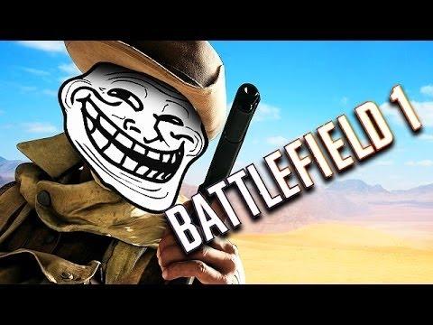 Battlefield 1 Multiplayer Gameplay German - Problem? Kappa!  - Lets Play Battlefield 1 Deutsch