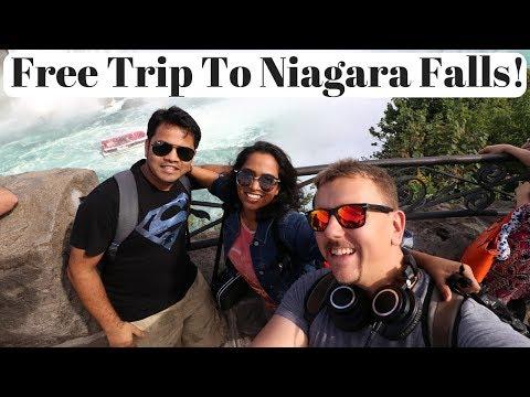 FREE TRIP TO NIAGARA FALLS!!!