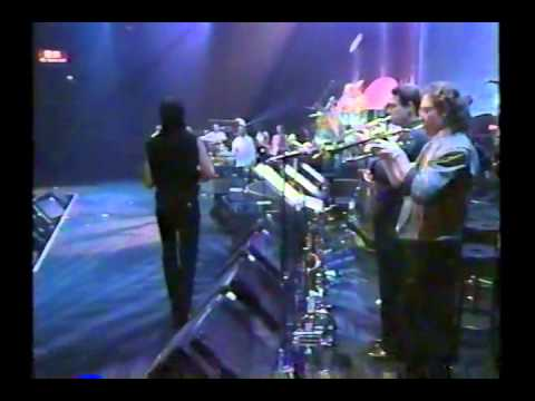 Narada Michael Walden with Shanice in...