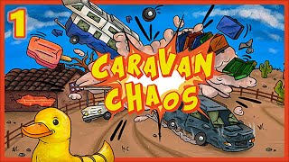 The Boys play some last van standing in this twisted metal esque battle royale!