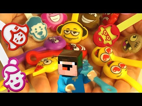 СКРЕПЫШИ из Магнита и Лего НУБик - Ищем ЮБИЛЕЙНЫЙ Скрепыш