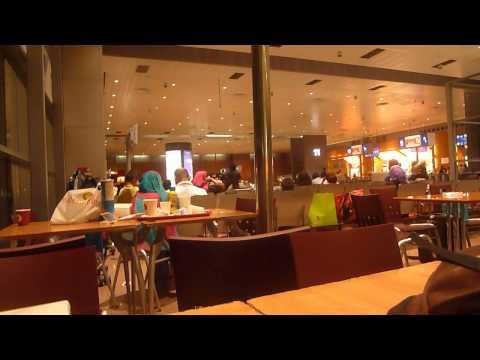 Jeddah transit lounge