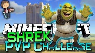 Minecraft: SHREK FAR FAR AWAY CHALLENGE! w/Bajan Canadian & Friends!