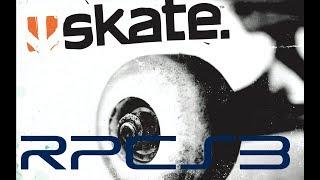 Skateboarding Rpcs3