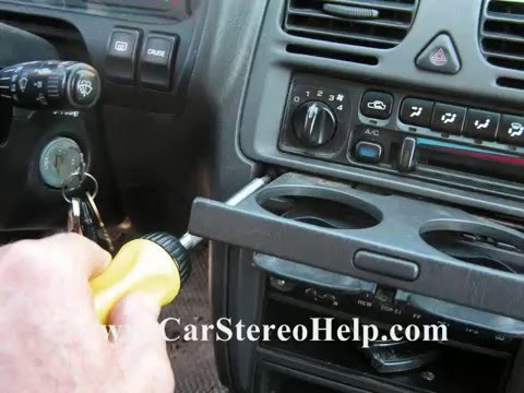 how to subaru legacy and outback car stereo radio removal replace rh youtube com Car Aduio Car Auido