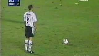 Penaltis Palmeiras X Corinthians Libertadores 2000
