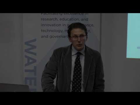WaterTalks series: Pathways to Water Security for Rivers under Pressure by Dustin Garrick