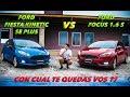Ford FIESTA VS Ford FOCUS - ¿CON CUAL TE QUEDAS? - LUCAS RAMIREZ