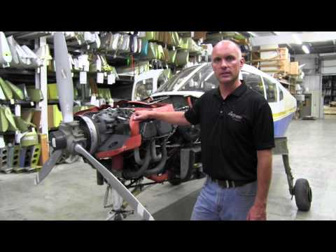 Airframe Components 1969 Piper PA28R Arrow Reconstruction