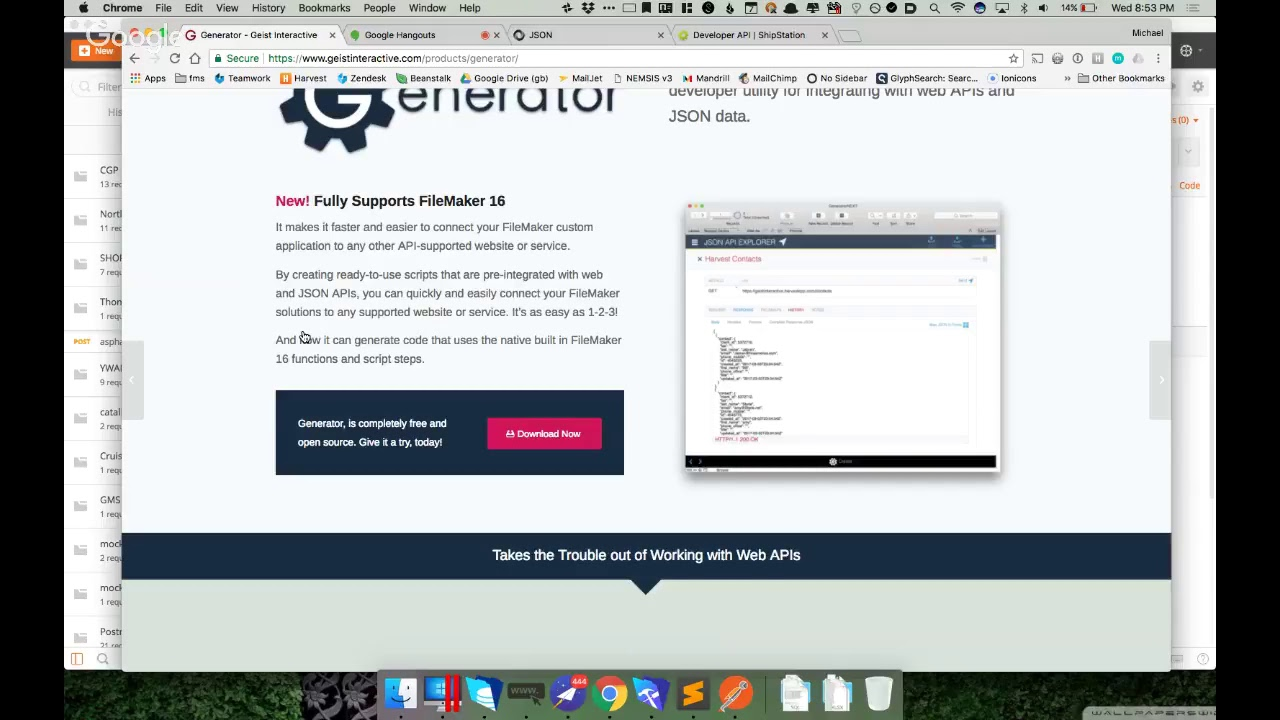 Blue Feather - FileMaker Developer, Android, Web - Page 2 of 3 -