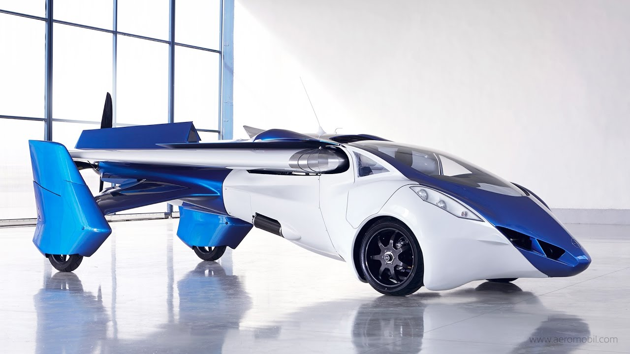 5 Cool Flying Cars That Actually Existed And Can Fly 2017