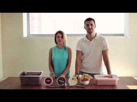 Натуральное мороженое IceBox - YouTube