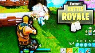 THE GOD GUN - FORTNITE BATTLE ROYALE!!!