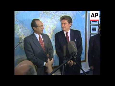 USA: US DENY CIVILIANS  KILLED IN NATO BOSNIA BOMBING CAMPAIGN