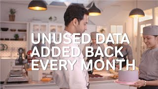 Unused data will be added back next month - Airtel Postpaid Promise thumbnail