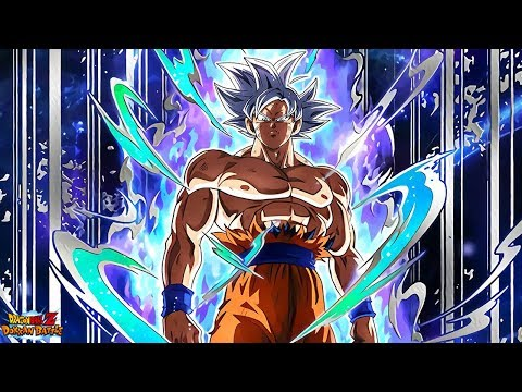 ULTRA INSTINCT GOKU SUPER 2 DOKKAN EVENT - MEDAILLEN FARMEN & AWAKEN! DBZ Dokkan Battle