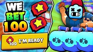 WE MAX BET 100 TICKETS! THIS IS WHAT HAPPENEND IN BRAWL STARS! HOW MANY BRAWL BOX TOKENS!