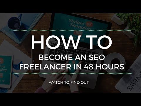 How to become an seo freelancer in 48 hours -  Hacks on how to become an seo freelancer in 48 hours